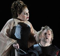 Sondra Radvanovsky and Gregory Kunde in Norma at the Liceu in Barcelona. Singer Costumes, Ode To Joy, Metropolitan Opera, Opera Singers, Bellini, Legends, Barcelona, Posters, Passion