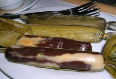 My Cute and Lovable Space♥: Suman Moron (Chocolate Moron) Recipe
