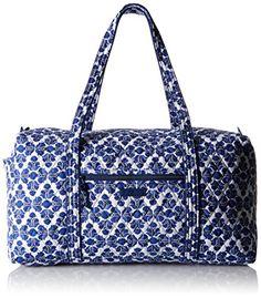 Vera Bradley Large Duffle Bag, Cobalt Tile, One Size Vera Bradley http://www.amazon.com/dp/B01AHR163U/ref=cm_sw_r_pi_dp_jSRaxb0G5E8P3
