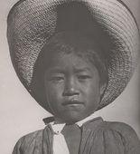 Tina Modotti. Child in Sombrero. c. 1927
