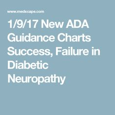 """1/9/17 New ADA Guidance Charts Success, Failure in Diabetic Neuropathy """"Given that the 5-year mortality of a patient with a foot ulcer is worse than most cancers, there is a need to identify early neuropathy. Yet currently advocated tests, like the monofilament, identify only patients with advanced neuropathy. Why do we have robust methods for detecting early retinopathy and nephropathy, but not neuropathy?"""""""