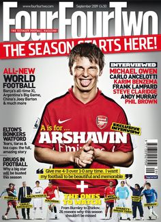 Arshavin! Love ;)