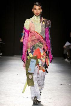 Westminster University Fashion Show 2017 - Male Fashion Trends School Fashion, Fashion 2020, Fashion Art, Runway Fashion, High Fashion, Fashion Show, Womens Fashion, Fashion Design, University Style