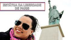 Sim! Estátua da Liberdade em Paris monamour  #liberty #liberté #statue #paris #France #frança #europa #eurotrip #turistando #ferias #viagem #viaje #viajar #trip #travel #monamour