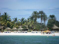 Isla de Coche - Margarita (Venezuela) ..... Empieza la cta regresiva