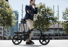 Transportation - PHOTOS - Peugeot eF01 e-Bike