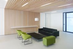 Office Reception Area, Brighton. Completed July 2012.