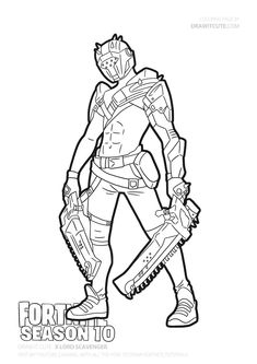 Fortnite In 2019 Coloring Pages For Boys Cool Coloring
