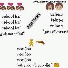 Urdu Funny shayri