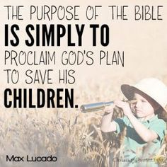 Daily Devotional - 4 Reasons God Gave Us The Bible Christian Faith, Christian Quotes, Wait Upon The Lord, Learning To Pray, Divine Timing, Pray Without Ceasing, Sunset Quotes, Max Lucado, Dios