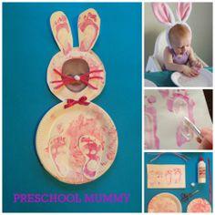 Easter Craft For Babies Preschoolmummywordpress