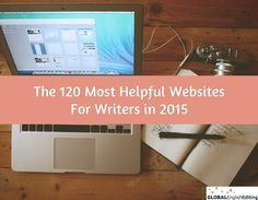 The 120 most helpful website for writers in 2015