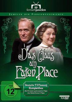 Das Haus am Eaton Place - Deutsche TV-Fassung Komplettbox Film Dc Comics, Math Comics, Superman, Batman, Home Movies, Family Movies, Frank Zander, Gotham, Eaton Place