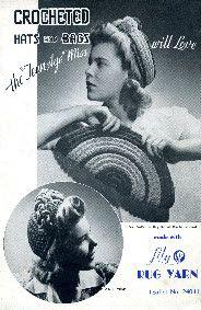 Teenage Miss Crochet Hats & Bags