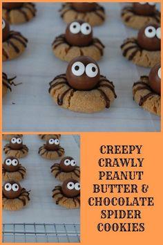 Creepy, Crawly Spider Cookies | eBay