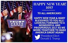 Trump wishes 'Happy New Year' to all, including his 'many' rudderless 'enemies' - http://conservativeread.com/trump-wishes-happy-new-year-to-all-including-his-many-rudderless-enemies/