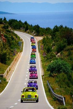 volkswagen beetle classic cars for sale My Dream Car, Dream Cars, Van Vw, Vw Cabrio, Kdf Wagen, Vw Vintage, Cute Cars, World Of Color, Vw Beetles