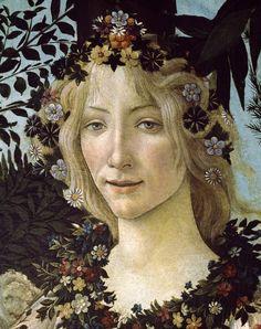 Primavera, c.1478,, by Sandro Botticelli
