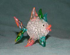 spun glass figurines - Google Search