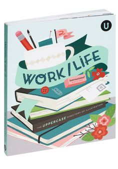 I should have gotten a subscription to Uppercase after I purchased issue 1! I want this illustration compendium.