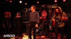 Brandon Flowers Lonely Town Acoustic - HD - Live at KROQ-