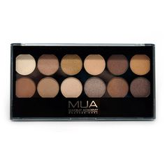 £4.00 The MUA Heaven and Earth palette is probably what launched MUA and made it popular. I LOVE this palette, its super versatile. I now have to hide it away to make me use other things!