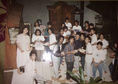 high school's mates, taken at 1992