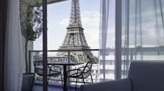 The Plaza Athenée: The Paris Grand Hotel With The Best Eiffel-Tower-View Room