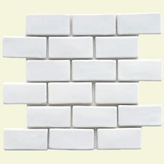 Bring some old world flavor to your home with this handmade ceramic tile. These tiles are ideal for walls, kitchen backsplash, fireplace or light-duty floor space. The crackle finish will add character and texture to any room.