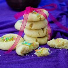 Lemon Jam Thumbprint Cookies recipe