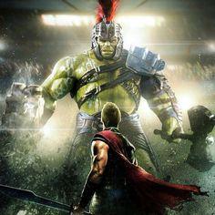 """6 Likes, 1 Comments - EthanChuah122 (@marvelman2142) on Instagram: """"Thor VS Hulk!! #thorragnorok #avengersinfinitywar #marvelcinematicuniverse"""""""