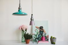 Source: Turn on the Brights: The Veronica Valencia Collection From Barn Light Electric