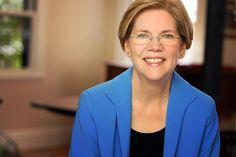 Elizabeth Warren  consumer protection advocate/Jr. US Senator Massachusetts