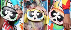 Moschino 2016- Powerpuff girls