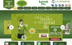 Welcome To Arihant Arden