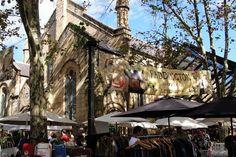 Paddington Markets, Sydney.