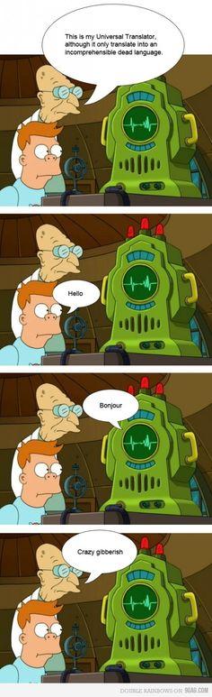 Juste Futurama!