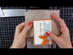 cardmaking video ... Swing Card Fancy Fold - YouTube