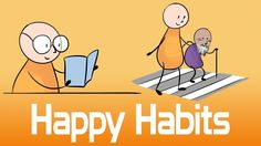 10 Habits of Happy People - How To Be Happy - YouTube