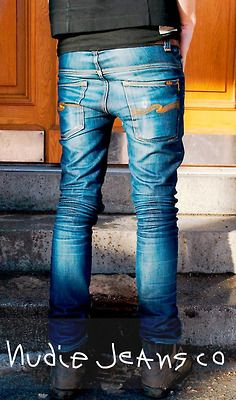 Style Watch  Nudie Jeans Thin Finn Mens Casual Jeans 0bd7fb994