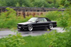 excellent BMW E30 Cabrio