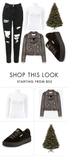 """""""Untitled #646"""" by clothyoulike ❤ liked on Polyvore featuring Michael Kors and Puma"""
