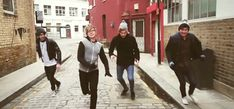 5sos funny cute pics | Check out this gif of the boys getting their dance on!