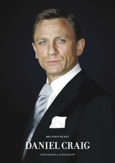 Daniel Craig-easily the best Bond since Connery