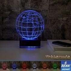 3d 3 Boyutlu Led Lamba Masa Lambası - Gece Lambası Dünya Harita 74,90 TL ve ücretsiz kargo ile n11.com'da! Diğer Masa Lambası fiyatı Dekorasyon