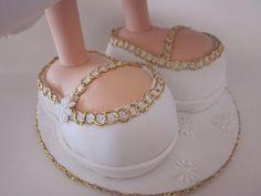 zapatos fofucha comunion by upendi,s, via Flickr