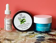 3 Skincare Products that have Helped my Stupid Face