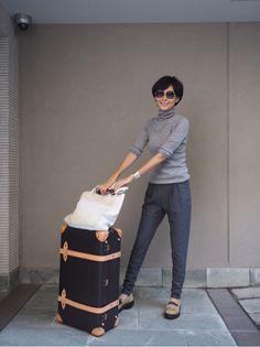 今日もUNIQLOタートル(^^)Maki's wardrobe|田丸麻紀オフィシャルブログ Powered by Ameba