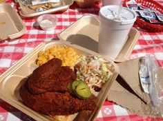 On Sunday, I got my first taste of Hot Chicken Takeover at the first of two popups the spicy fried chicken to-go concept is hosting this month. Here's how you can get a taste.