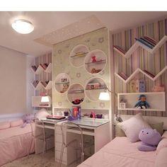 Decor - Inspiração quarto infantil . #bloghomeluxo #inspiracao #dicas…
